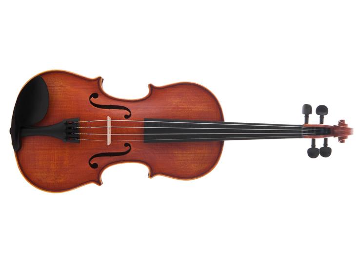 HOUSLE-ANTONI 4/4 houslový set,vč.pouzdra