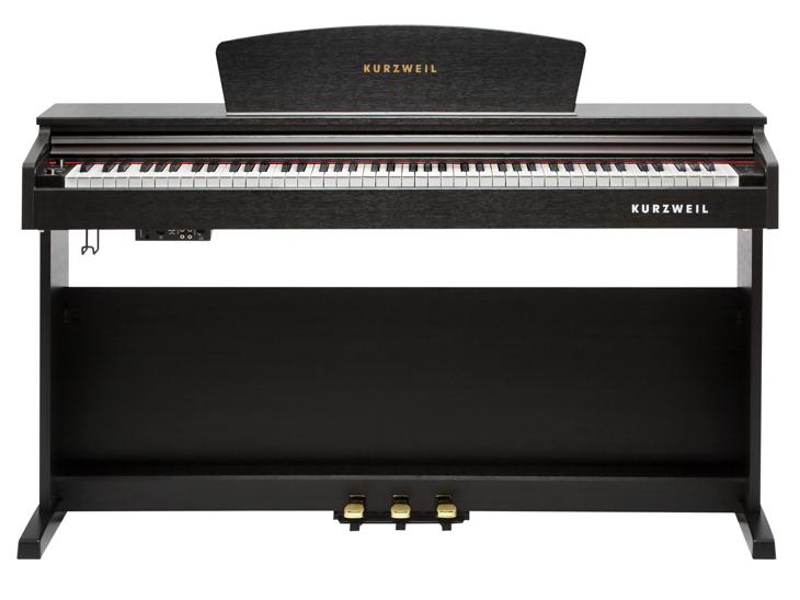 PIANO DIG.-KURZWEIL M90SR,88 kláves,palisandr
