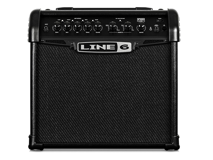 KOMBO-LINE 6 SPIDER CLASSIC 15,15W,8