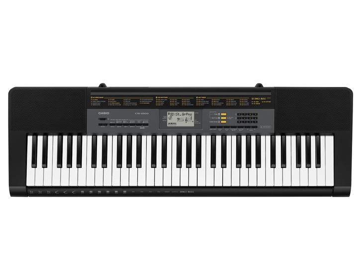 KEYBOARD-CASIO CTK-2500,61 kláves,bez dyn.