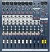 MIXPULT-SOUNDCRAFT 8x mic.,,2x st.,2x aux
