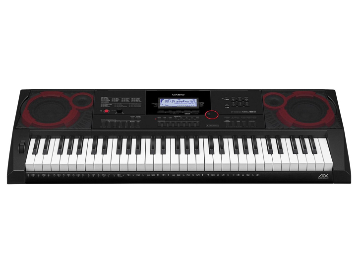 KEYBOARD-CASIO CT-X3000,5 okt.,s dynamikou