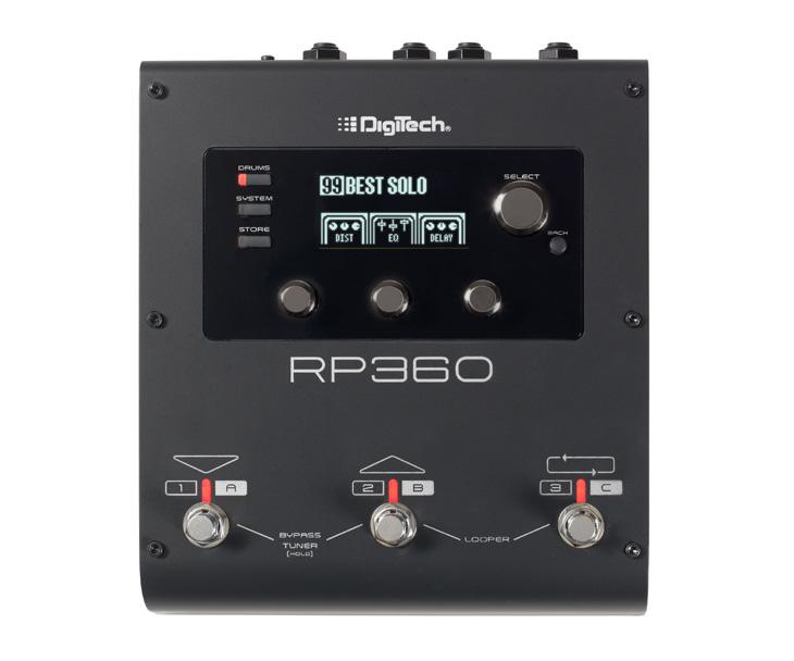 EFEKT-DIGITECH KYT.RP-360,digit.multiefekt
