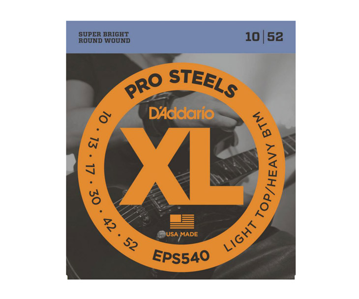 STR.-EL.KYT. 010,D ADDARIO,Pro Steel