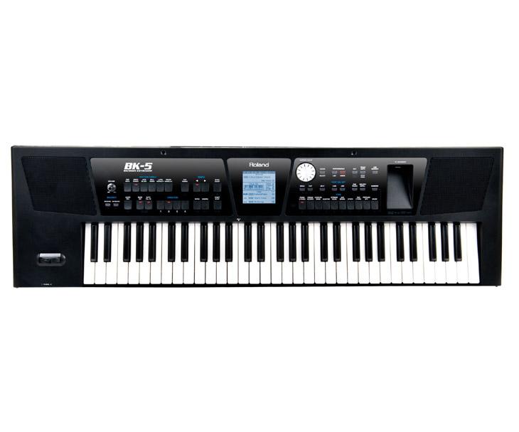 KEYBOARD-ROLAND BK5,61 kláves,LCD