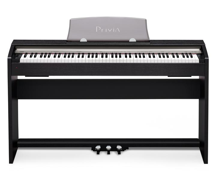 PIANO DIG.-CASIO PX-730,PRIVIA