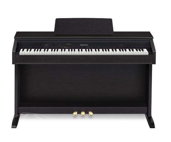 PIANO DIG.-CASIO AP-260,BK